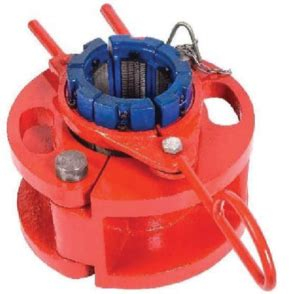 TS-100 Tubing Spiders - Crown to Ground Oil Tools