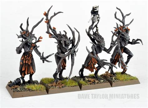 Autumn dryads by Dave Taylor