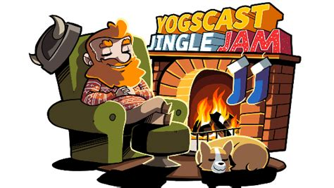 Yogscast's Jingle Jam streams for charity all this