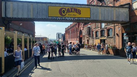 Liverpool's Cains Brewery Village to host huge free August