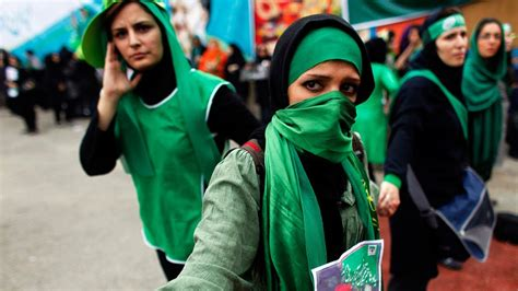 Iran's Green Movement: The Voices of Dissent - YouTube