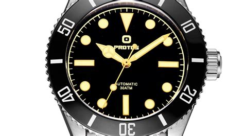 PROTOS AUTOMATIC DIVER - A 1950's Inspired Modern Tool