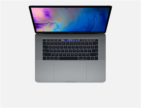 MacBook Pro 15-inch with Touch Bar 256GB(2018) - iCentre