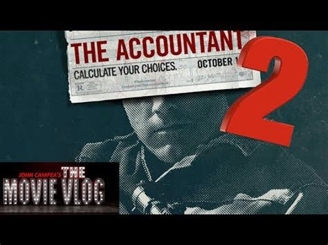 The Accountant 2 In The Works - YouTube