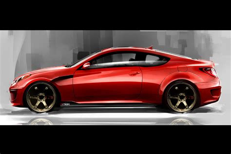 ARK Performance and Hyundai Tune Up Genesis Coupe for 2010