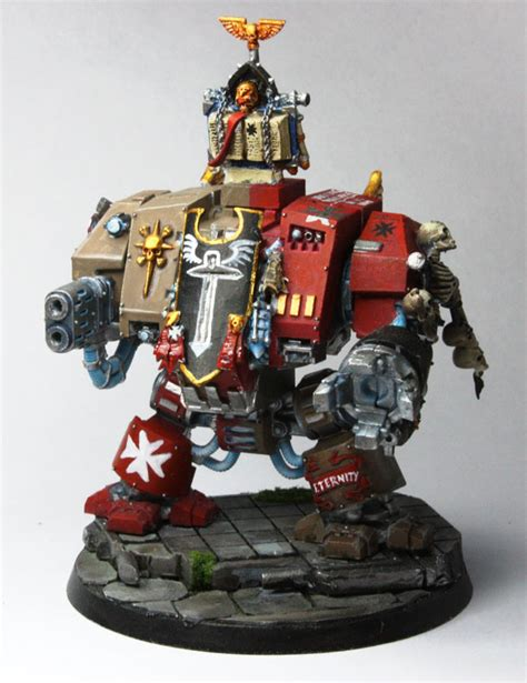 5 Years of Paint: Black Templar Army: Part 2 of 3