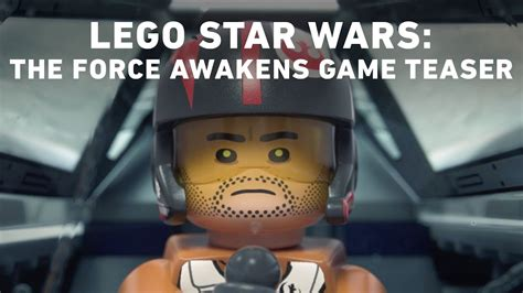 LEGO Star Wars: The Force Awakens Video Game - Announce