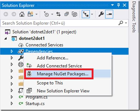 How to install Entity Framework Core 2