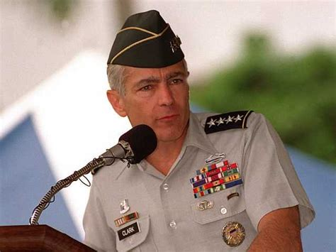 This 4-star general now spends his days as the face of
