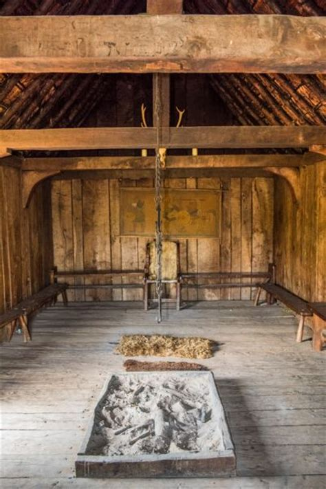 West Stow Anglo-Saxon Village   History & Photos