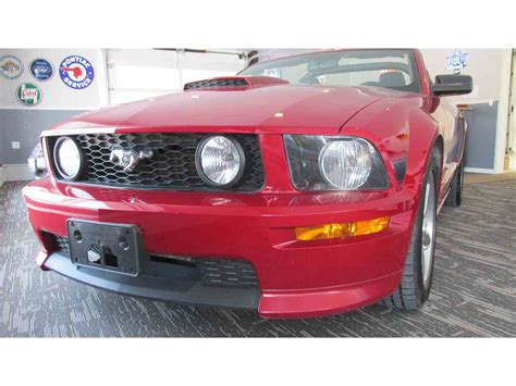 2008 Ford Mustang GT/CS (California Special) for Sale
