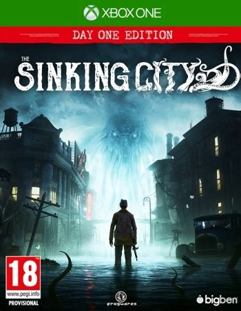 The Sinking City - Day 1 Edition - Xbox One - Discshop