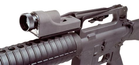 Trijicon RX10 Carry Handle Mount For Reflex and Reflex II