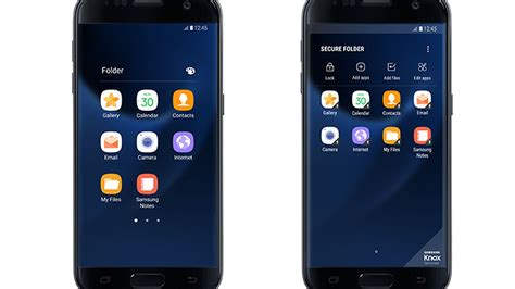 Samsung officially releases Secure Folder on the Galaxy S7