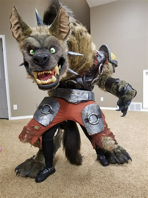 The World of Warcraft Won the Blizzcon Costume Contest