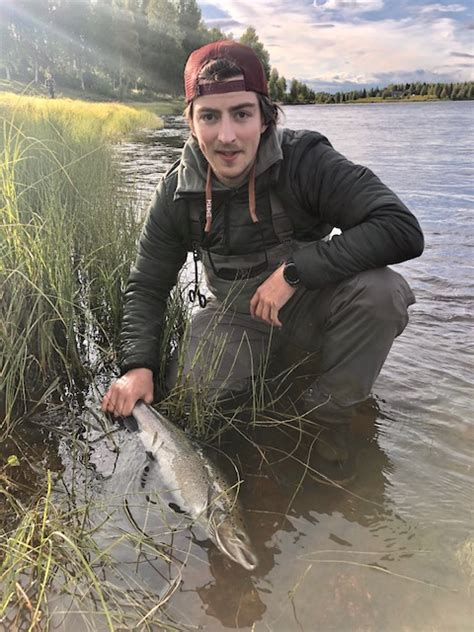 Kengis Bruk | News | WEEK 34 - ANOTHER FIRST ON FLY