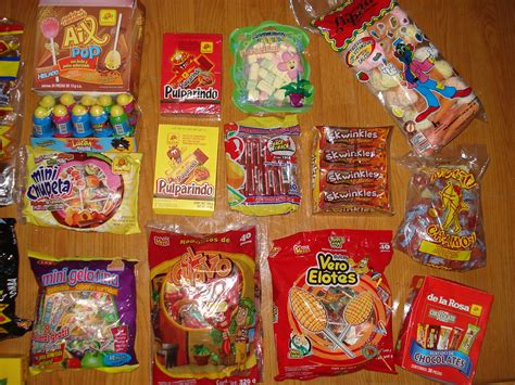 Mexican Candies part 2!   My husband and I went to the
