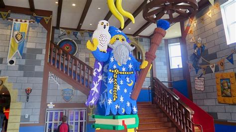 Why Families Will Love the New Legoland Castle Hotel