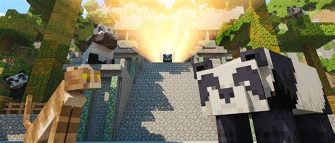 Get your free cats and pandas map! | Minecraft