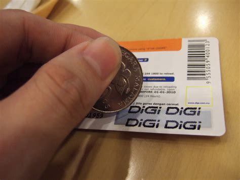 How to reload your DIGI prepaid card?   oneduasan