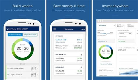 5 Best Apps to Use for Personal Investing