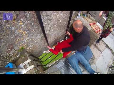 """Did Kissing The Blarney Stone Give Me The """"Gift Of The Gab"""