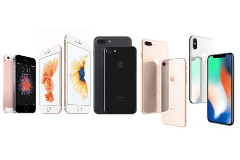 Which iPhone is best for you? iPhone X, iPhone 8, iPhone 7