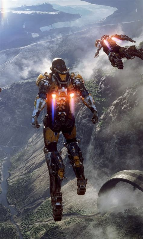Wallpaper Anthem, 2019 Games, PlayStation 4, Xbox One, PC