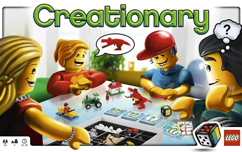 Toast and life: A review: LEGO Creationary