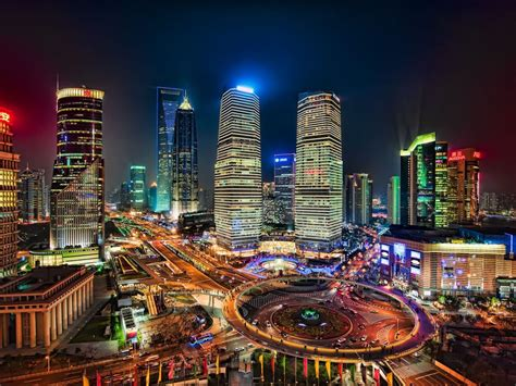 Shanghai World Financial And Trade Center Of China, Highly