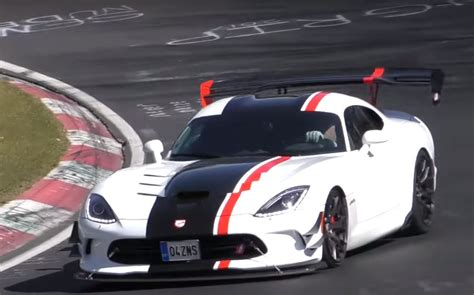 Is This the Enthusiast-Backed Dodge Viper ACR that Will