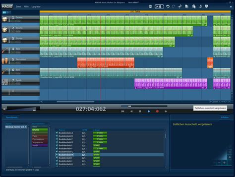Vollversion: Magix Music Maker for MySpace - Download - CHIP