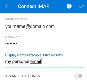 Set up email in the Outlook for Android app - Office Support