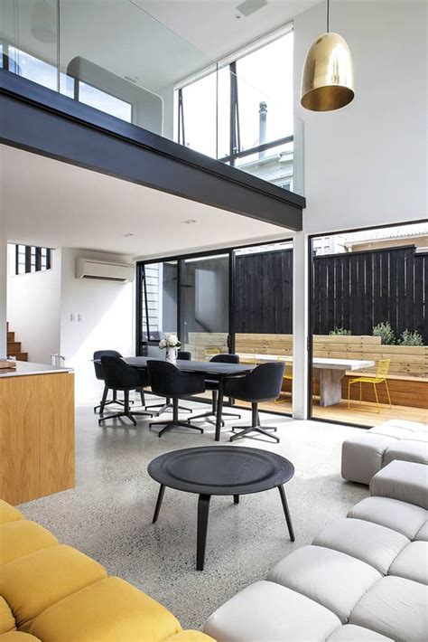 Modernist-style 'Cube' Extension - Sherwood by BOX Living