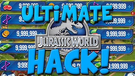 !!NO ROOT!! How to hack jurassic world on lucky patcher