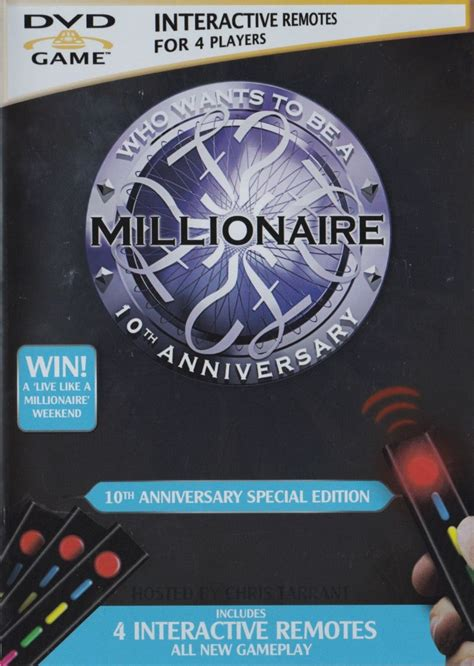 Who Wants To Be A Millionaire?: 6th Edition for DVD Player