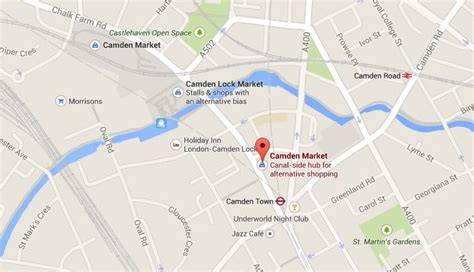 Camden Market London Guide | Free Tours by Foot