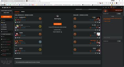 Faceit Queue out of Control, premades take over