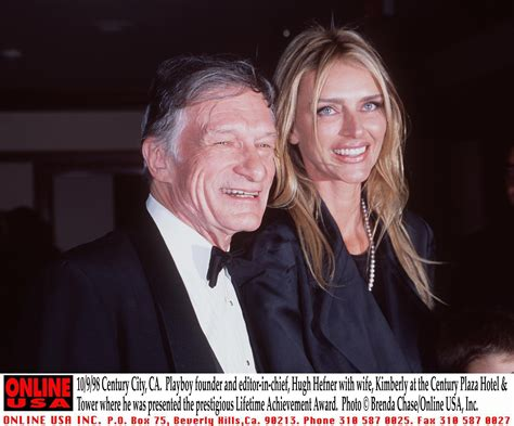 Hugh Hefner's Wives: World's Most Famous Playboy's Wives