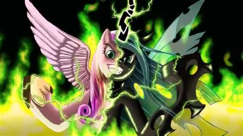 MLP:FiM - antagonists tribute - YouTube