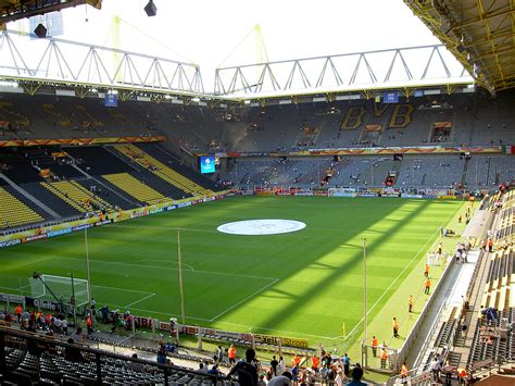 List of football stadiums in Germany - Wikipedia