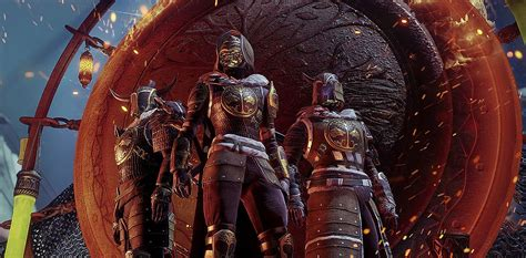 Destiny 2: here's a look at the Iron Banner gear and