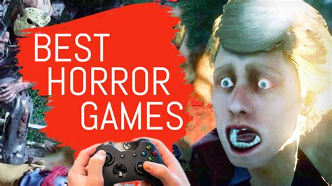 24 Best Horror Games Available On Xbox One - Gameranx