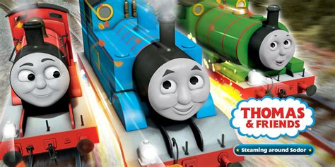Thomas and Friends Steaming Around Sodor | Nintendo 3DS