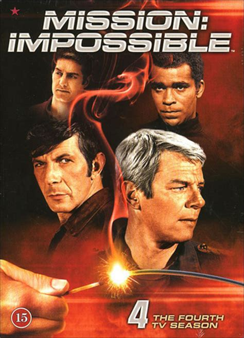 Mission: Impossible - Säsong 4 (1969) (7-disc) - DVD
