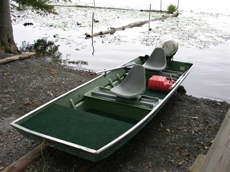 Boat Diy Jonboat | How To and DIY Building Plans Online Class