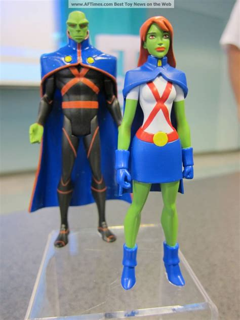 Mattel: Newest Young Justice 2-pack With Miss Martian and