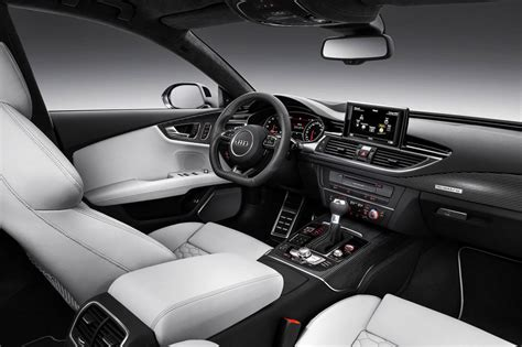 Audi RS7 facelift officiell