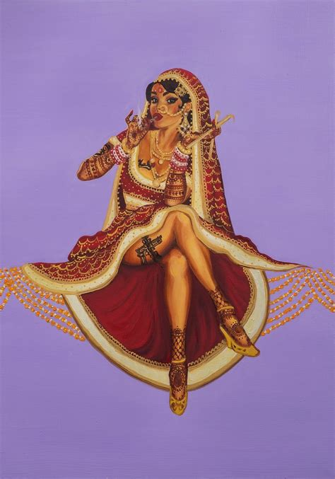 8 Badass Pinups That Give Indian Women's Sexuality A