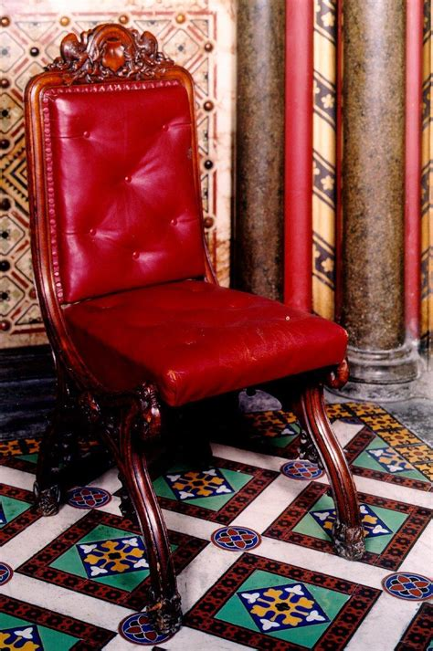 Chairs from Scarisbrick Hall - UK Parliament
